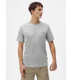 Camiseta Mapleton Manga Corta gris
