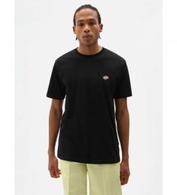 Camiseta Mapleton Manga Corta negro