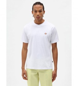 Camiseta Mapleton Manga Corta blanco