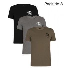 Camiseta UMTEE-RANDALTHREEPACK T-SHIRT