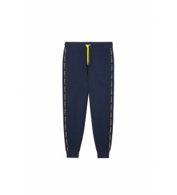 Pantalones Peter azul