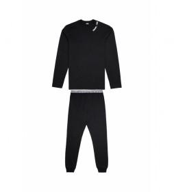 Pijama Umset Diegols negro