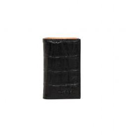 Portallaves de piel X03901P0178T negro -6x10.5x2cm -