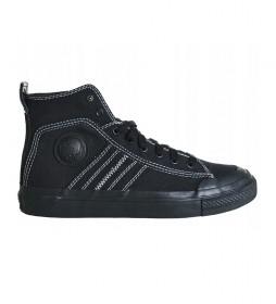 Zapatillas S-Astico Mid Lace negro