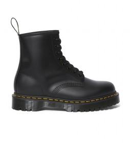 Botas de piel  1460 BEX negro