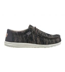 Zapatos Wally Sox kaki