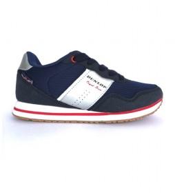 Zapatillas 35527 marino