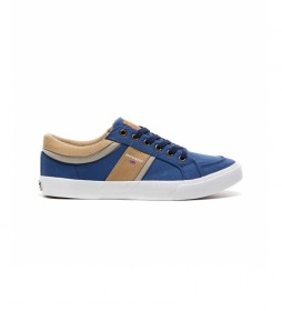 Zapatillas 35723 azul