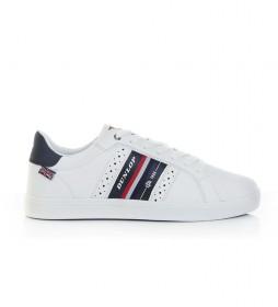 Zapatillas 35494 blanco
