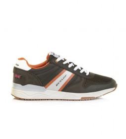 Zapatillas 35505 caqui