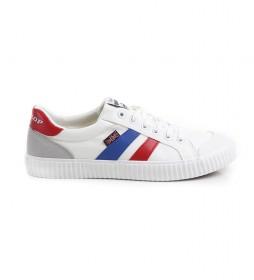 Zapatillas 35535 blanco