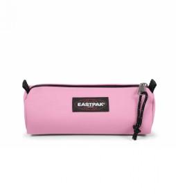 Estuche Benchmark Single rosa -6x20.5x7.5cm-