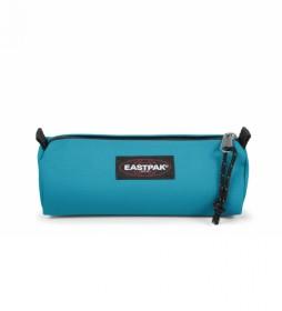 Estuche Benchmark Single azul -6x20.5x7.5cm-