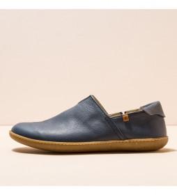 Zapatos de piel  N275 El Viajero marino