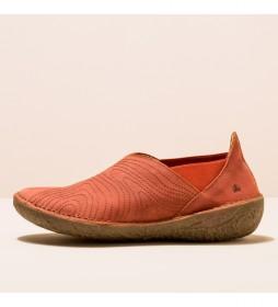 Zapatos de piel N5725 Borago caldera