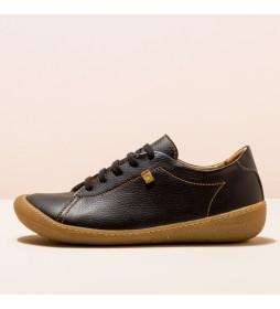 Zapatos N5770t Pawikan negro
