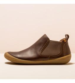 Zapatos N5772 Pawikan marrón