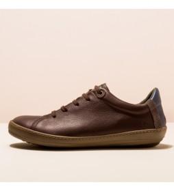 Zapatos Nf67 Meteo marrón