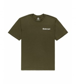 Camiseta Joint verde