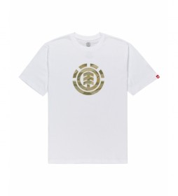 Camiseta Landscape blanco