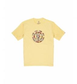 Camiseta Origins Icon amarillo