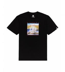 Camiseta Peoria negro