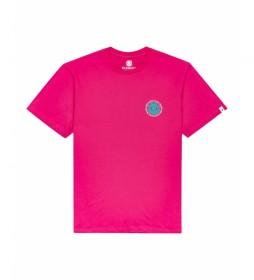 Camiseta Seal rosa