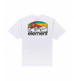 Camiseta Sunnet blanco