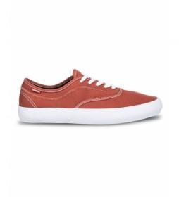 Zapatillas Passiph rojo