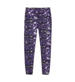 Leggings Jeyne violeta