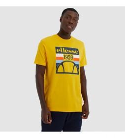 Camiseta Pirozzi amarillo
