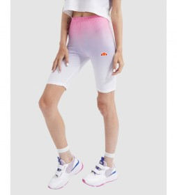Shorts Tour Fade rosa, blanco