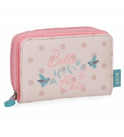 Cartera Enso Belle and Chic -12,8x8,5x3cm-