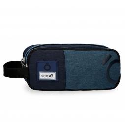 Estuche Blue -22x10x9cm-