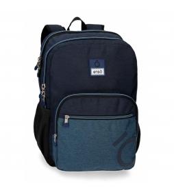 Mochila adaptable a carro Blue -44x30.5x15cm-