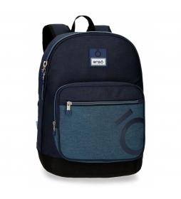 Mochila Blue -32x44x15cm-