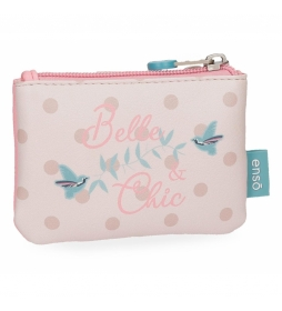Monedero Enso Belle and Chic -11,5x8x2,5cm-