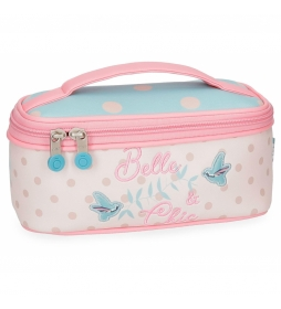 Neceser Belle and Chic -22x10x10cm-