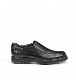 Zapatos de piel 9144 Crono negro