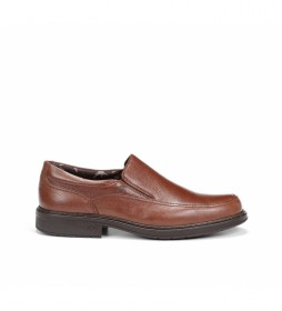 Zapatos de piel Clipper 9578 Cidacos marrón