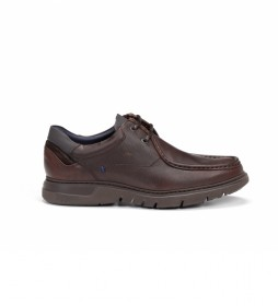 Zapatos de piel Celtic 9595 Grass Libano marrón