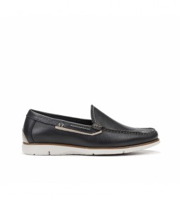 Zapatos de piel Giant 9777 marino