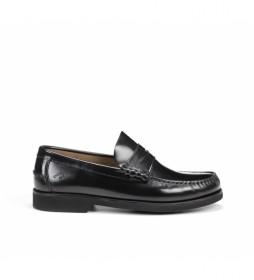 Zapatos de piel Stamford negro