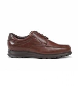 Zapatos F0602_soft_brnu soft bristol nuez