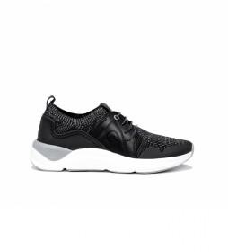 Zapatillas Atom F0878 negro