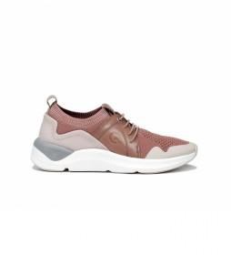 Zapatillas Atom F0879 rosa