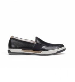 Zapatos de piel Chios F0883 marino
