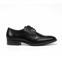 Zapatos de piel Luke F1056 negro