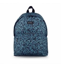 Mochila  Swim azul -31x40x14cm-
