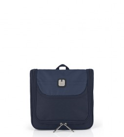 Neceser cosmética Bag Nordic azul -23x21x8cm-